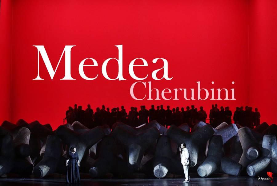 Medea de Cherubini en Moscú, desde el Teatro académico de música Stanislavsky y Nemirovich-Danchenko, vídeo de la ópera, protagonizado por Hibla Gerzmava, disponible hasta el 11 de abril de 2019