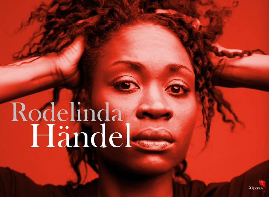 Rodelinda de Händel en Lille vídeo ópera Jeanine+De+Bique
