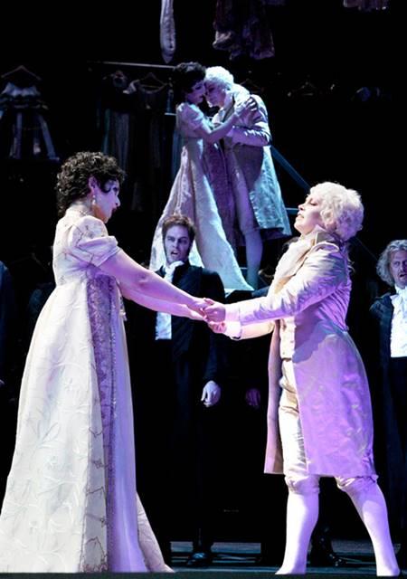 Demetrio e Polibio de Rossini en el ROF vídeo