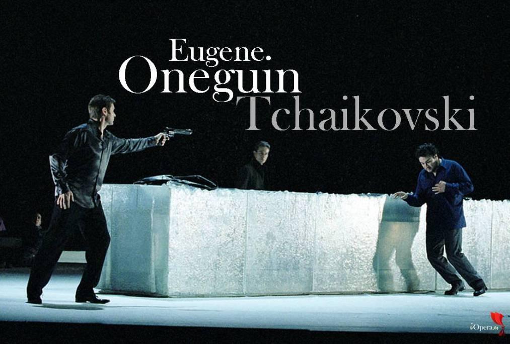 Eugene Oneguin en Viena vídeo ópera