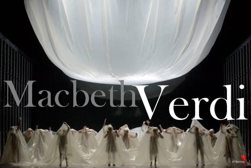 Macbeth de Verdi desde Venecia vídeo ópera