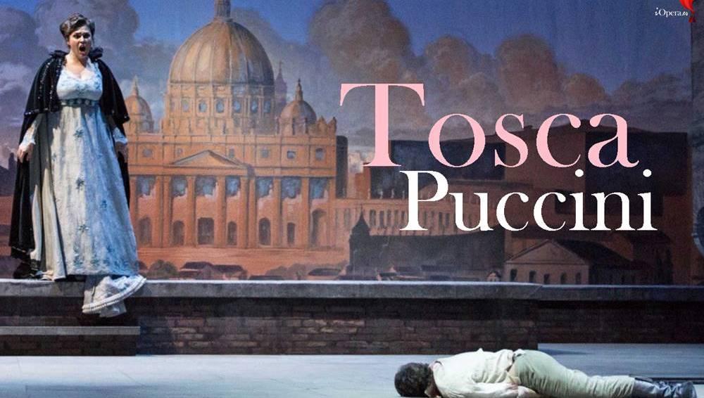 Tosca de Puccini desde Roma vídeo