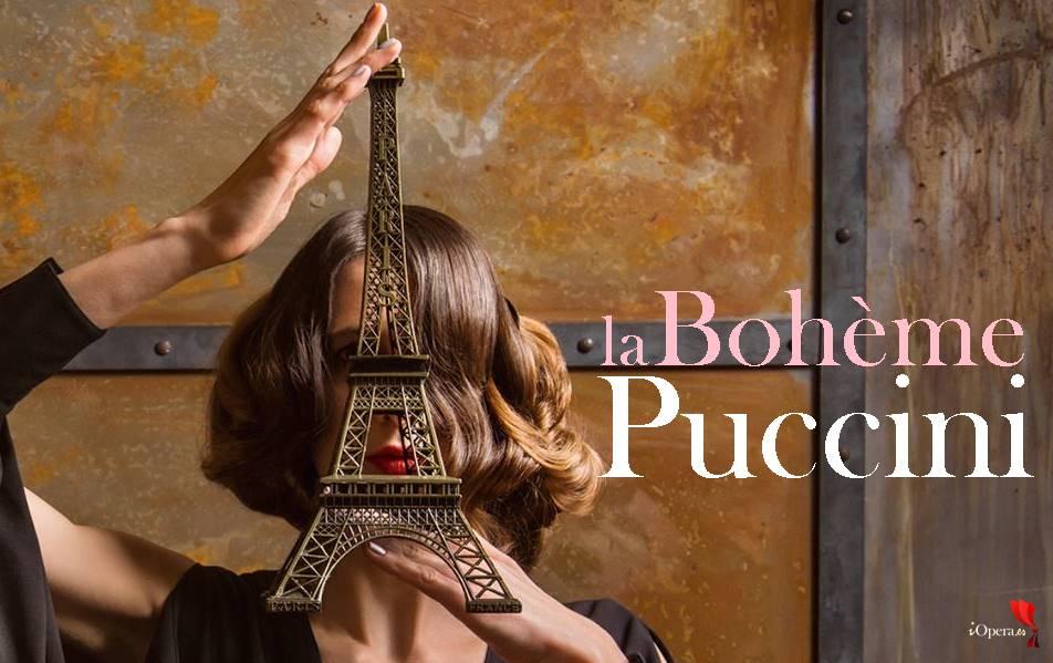 La Bohème de Puccini en Berlín vídeo