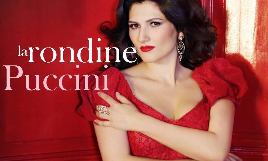 La rondine de Puccini desde Riga, desde la Ópera Nacional de Letonia, vídeo de la versión concierto de la òpera de Giacomo Puccini protagonizada por Dinara Alieva