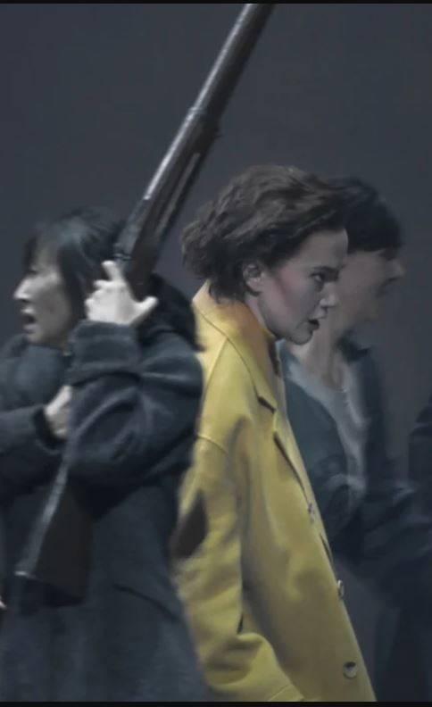 Les Troyens en París, desde el Teatro de la Bastille, Ópera de París, vídeo de Les Troyens de Héctor Berlioz
