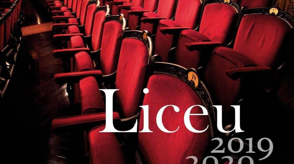 Liceu Barcelona temporada 2019 2020