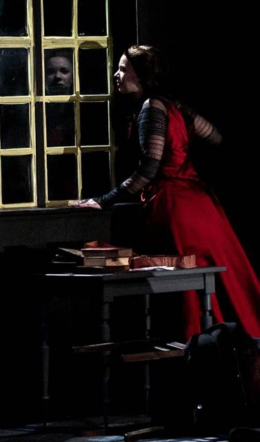 Werther de Massenet desde Bergen vídeo