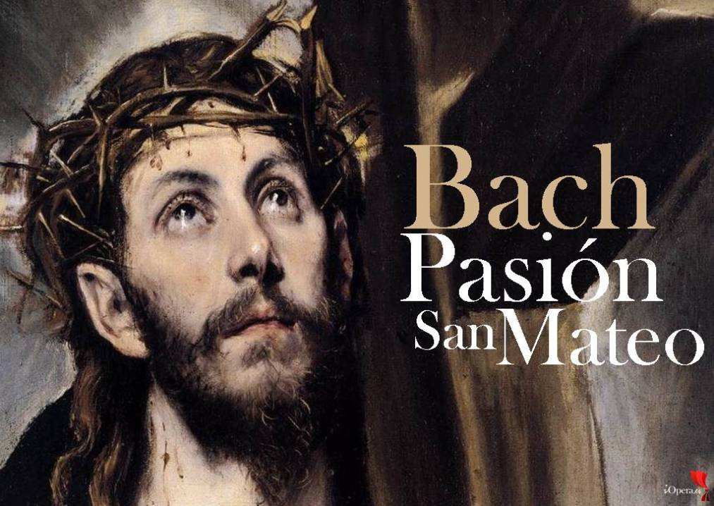 Pasión según San Mateo de Bach por Gardiner