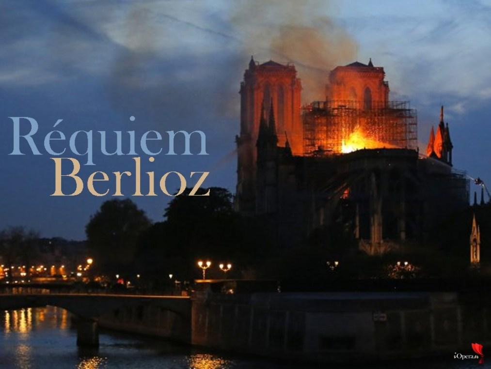 Réquiem de Berlioz desde Notre Dame