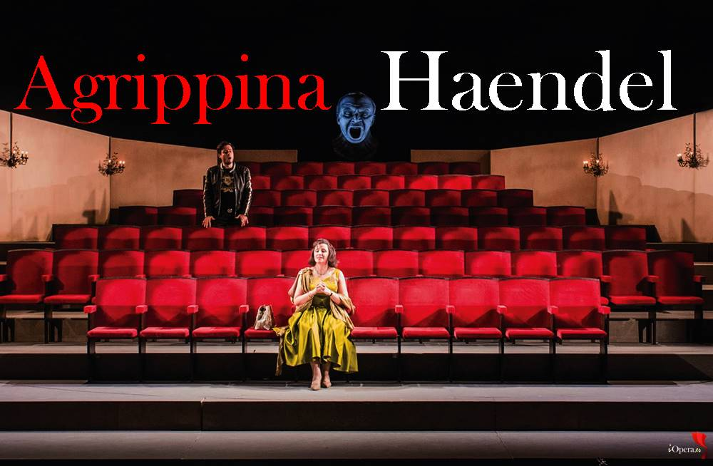 Agrippina de Haendel en el Grange Festival, desde Hampshire en Inglaterra, vídeo ópera de Georg Friedrich Handel