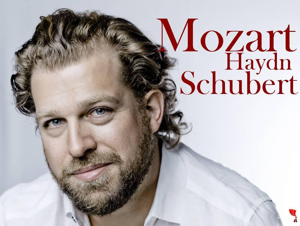 Concierto Mozart, Schubert y Haydn Julian Prégardien