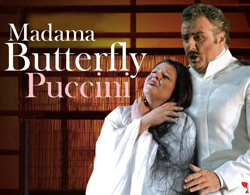 Madama Butterfly en la Arena di Verona, ópera de Giacomo Puccini, Franco Zeffirelli, Fiorenza Cedolins, Marcello Giordani y Juan Pons