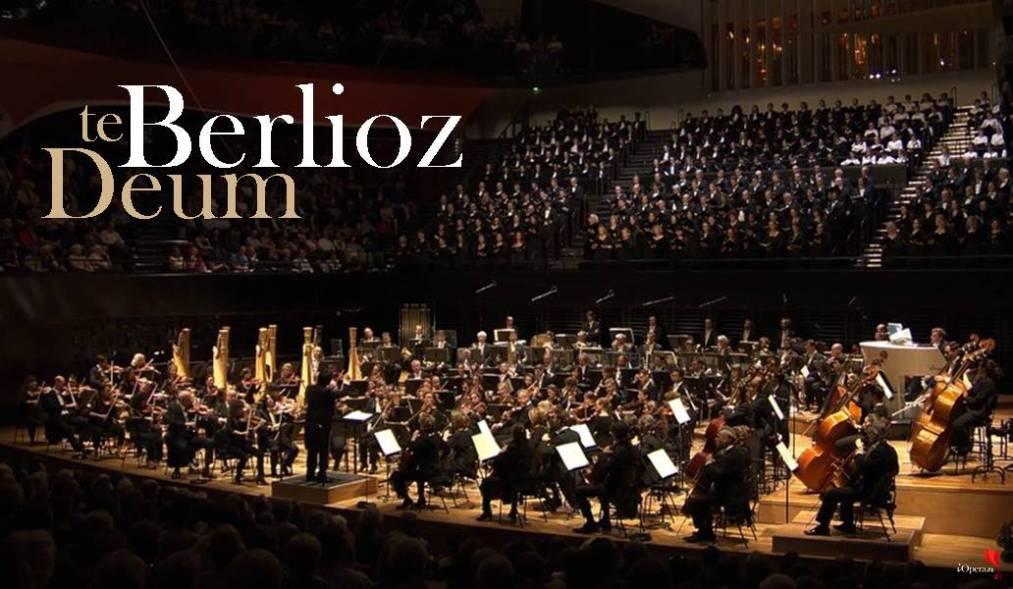 Te Deum de Berlioz en París Kazuki Yamada vídeo