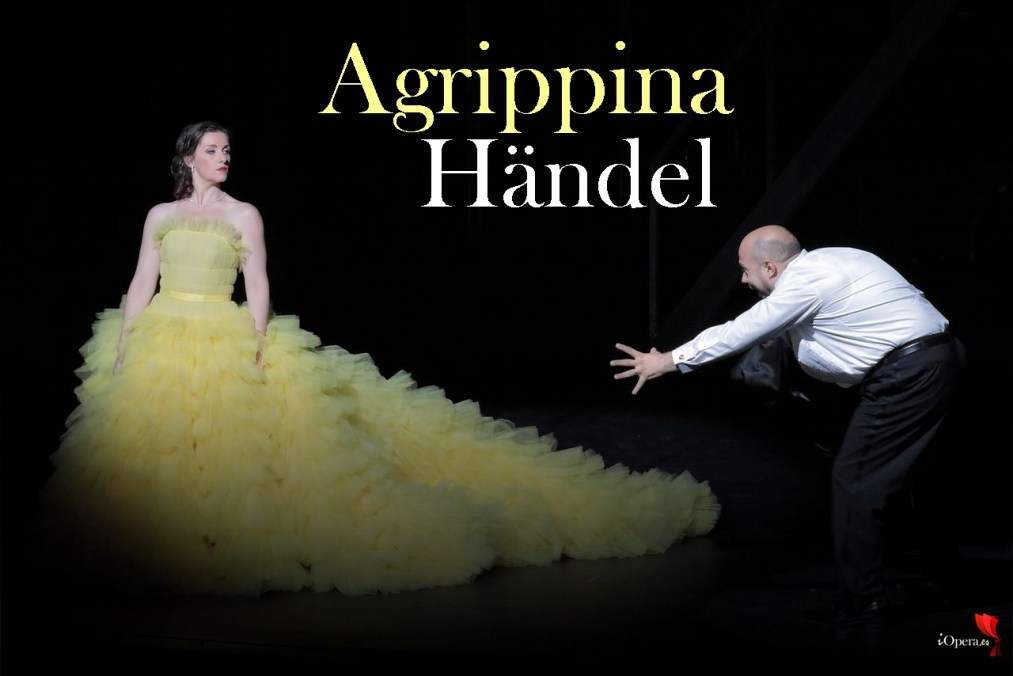 Agrippina de Haendel en Múnich
