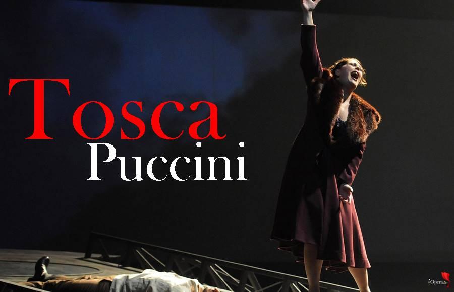 Tosca de Puccini en el Liceu