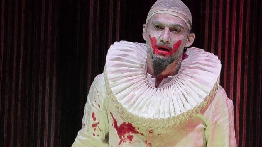Pagliacci de Leoncavallo jonas Kaufmann como Canio