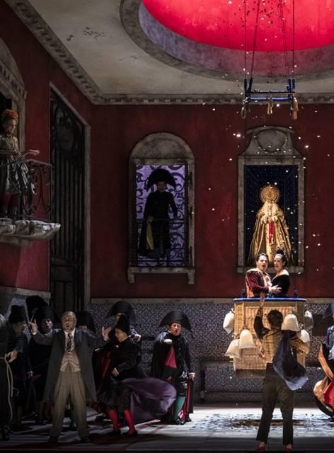 El barbero de Sevilla en Rouen, Il barbiere di Siviglia de Gioachino Rossini