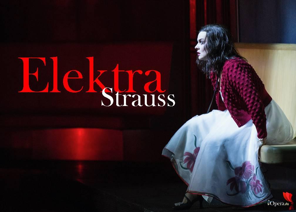Elektra de Strauss en Salzburgo 2020