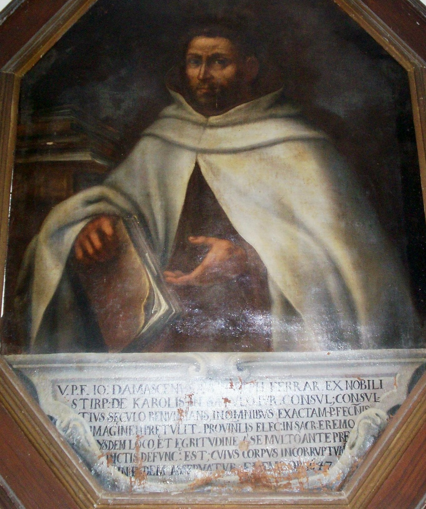 """Santuario di Concesa, il Padre della """"mediazione"""""""