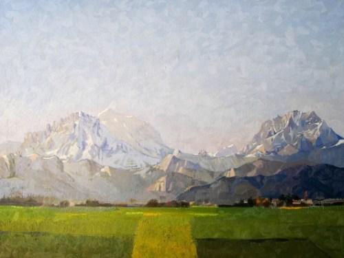 nonni, nipoti, racconto montagna, racconto genealogia, giovanni brambilla pittore