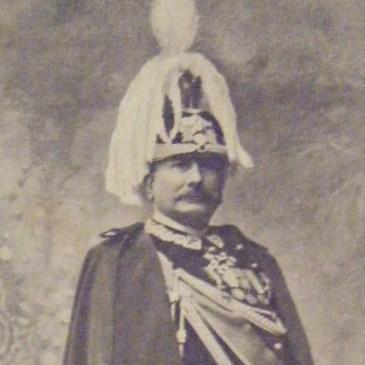 Il cassanese Perrucchetti, padre degli Alpini
