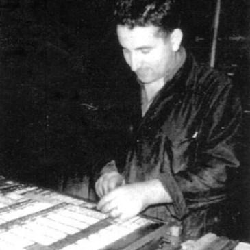 Angelo Minelli, il dialetto a stampa