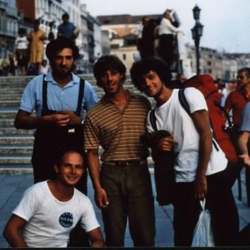 Navigare l'Adda: a remi fino a Venezia nel 1982