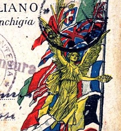 Guido Galbiati, lettera di un Caduto in trincea