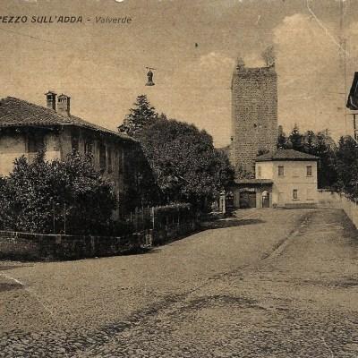 L'antica casa Gargantino, oggi proprietà Rolla