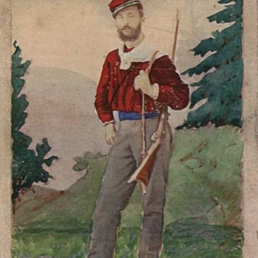 Trotti Bentivoglio, il garibaldino artista