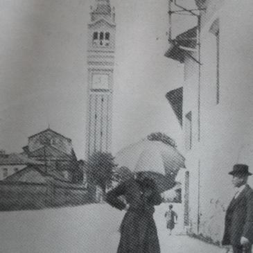 Giuseppe Grisetti e gli ortaggi sullo stemma