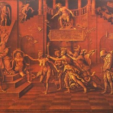 La Calunnia di Cristoforo Crespi