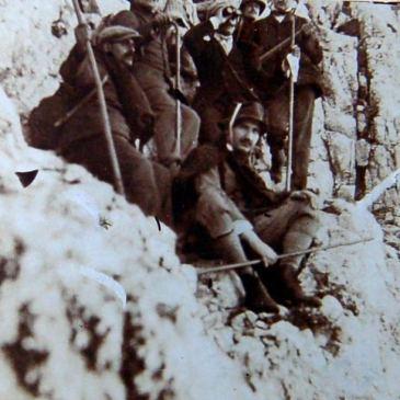 Soldati e corpo scritto, lettere dalla Grande Guerra