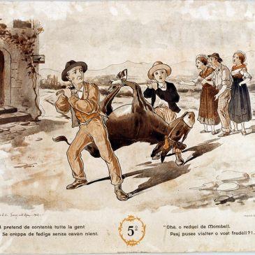 Pettegolezzo, arte dell'infamia e storia dell'asino