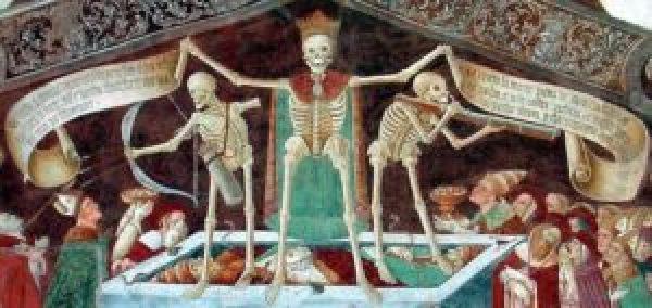 Reginaldo da Priverno, tommaso d'aquino, raimondo spiazzi, Quid paleis ad triticum?, Summa Theologiae, Letilogia, Bettino Uliciani, Danza Macabra, danza macabra Clusone, Trionfo della Morte, trionfo morte palermo, Omnis caro fenum, fenus, Nera Mietitrice, Hieronymus Bosch, Il carro di Fieno, durer, il cavaliere la morte e il diavolo, carlo sini, edmund husserl, alex pagliardini, Ludovico Guicciardini, cacciata adamo eva, inferno, trittico bosch, ogni carne è fieno, discorso della montagna, essere e tempo, martin heidegger, tertulliano, De resurrectione carnis, ogni uomo è come l'erba, morte, Walter Benjamin, Jaques Lacan, coup de cisaille, Alex Pagliardini, Qoelet, Trionfi, Francesco Petrarca, De magistro, Angelus Novus, Giovanni Battista Bolza, chortos, mia cinotti, piero bianconi, cesoiata del linguaggio, gregorio magno, falce morte, saturno, cronos, vanitas, omnis caro fenum