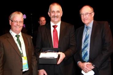 Tim Warren secured the Gold MIMICO Award for Westport
