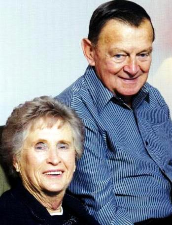 Merv & Joyce Leach (photo 2011)