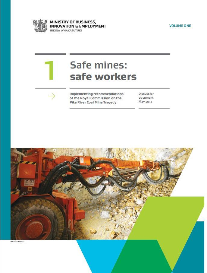 Safemines-safeworkers