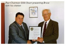 Gib Stuart & Bruce Webster