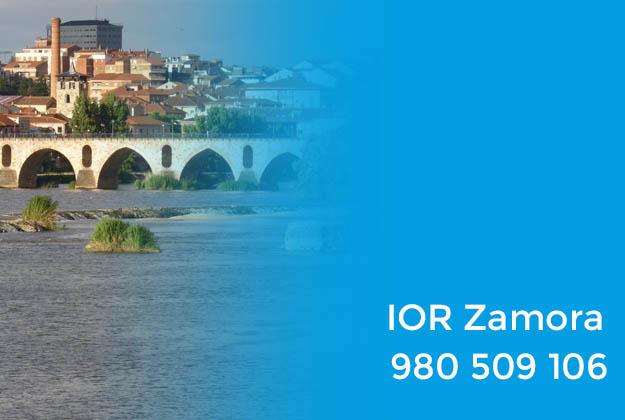 IOR Palencia. Datos de contacto del Centro Médico Recoletas Vea