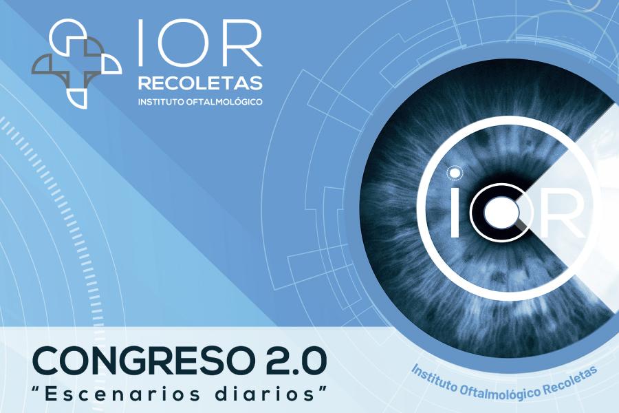 Imagen del Congreso 2.0 escenarios diarios. Instituto Oftalmológico Recoletas
