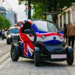Electric Car - The Future of British Motoring