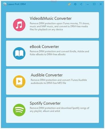 DRM-ді iTunes Spotify музыкасынан шығарып бастаңыз