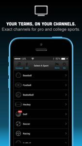bleacher buddy iphone app ss1