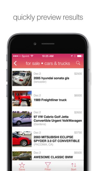 Scout for Craigslist Is a Fantastic App for Browsing