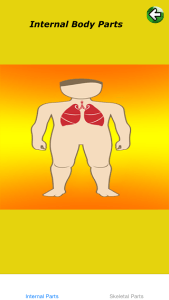 Body Parts - Internal iPhone app review ss2