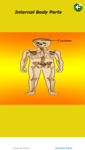 Body Parts - Internal iPhone app review ss3