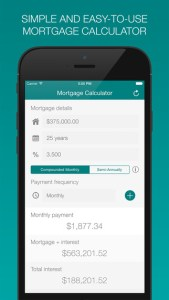 payments - mortgage calculator ss1