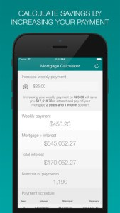 payments - mortgage calculator ss4