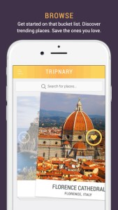tripnary iphone app review ss1